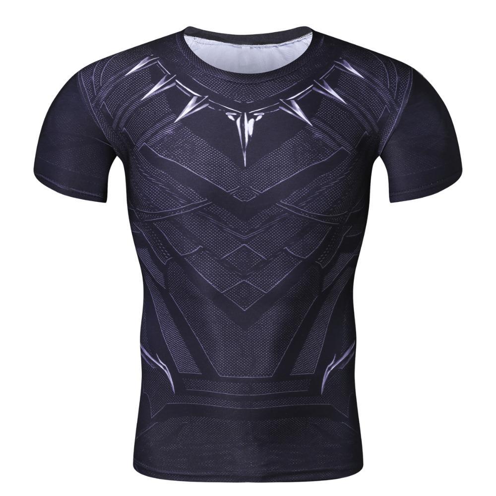 New 3D Compression Shirt Fitness Men Superhero Comics Superman Quick Dry  Tights Clothing Short Sleeve T Shirt T Shirts And Shirts On T Shirts From  Mart01 b10b1ba24fbb