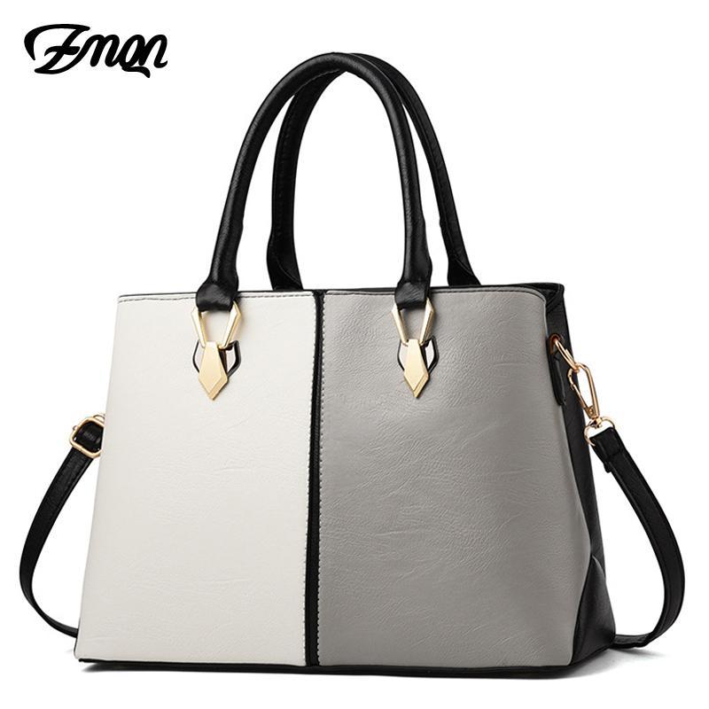 ad5899431cb5 2019 Fashion ZMQN Luxury Handbags Women Bags Designer Leather Bags For Women  2018 Fashion Ladies Handbag New Arrivals Shoulder Hand Bag B719 Man Bags ...