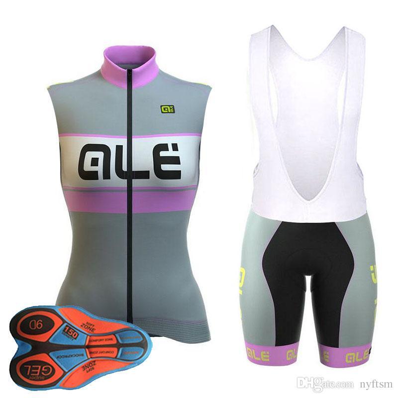 2018 Anti UV Maillots De Cyclisme Femmes Sans Manches À Séchage Rapide Sports De Plein Air D'été Respirant VTT Vélo De Route Maillot Femmes Jersey Jersey