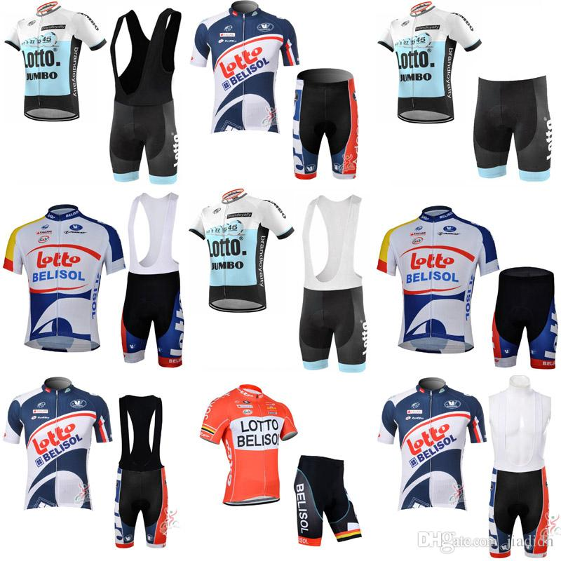 LOTTO Cycling Short Sleeves Jersey Bib Shorts Sets Best Selling Bike  Clothing Men S Bike Sportswear Ropa Ciclismo Outdoor C2924 Womens Cycling  Shoes ... d00a16fab