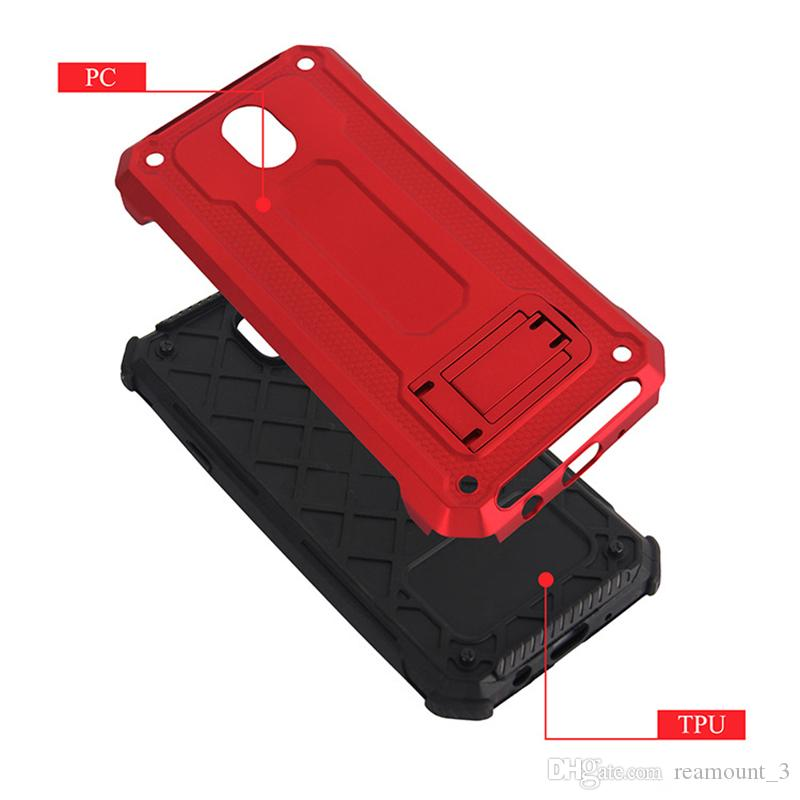 For Samsung ON5 ON72016 Hybrid Hard PC TPU Armor Slim Tough Rubber Cover Silicone Phone Case for Samsung J5 J7 PRIME