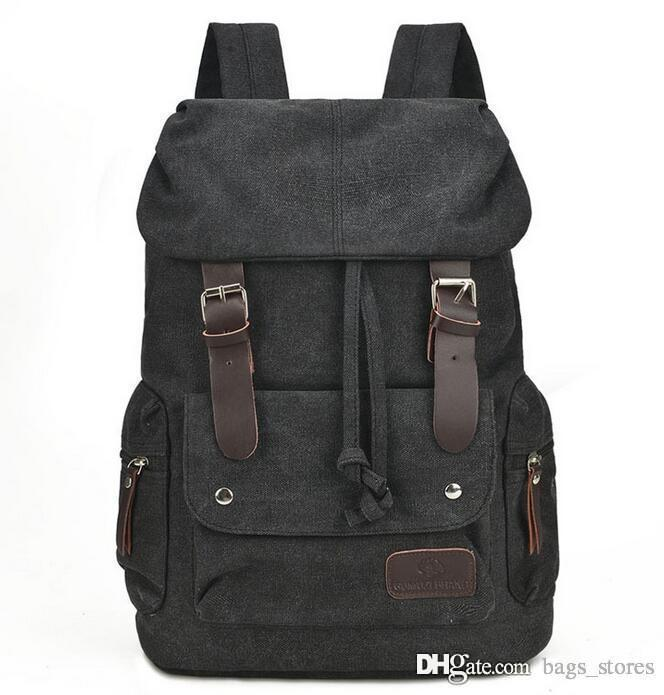 69d3883c44a New Backpack Men Women Branded Bag Luxury Back Pack Embroidered Leather Backpacks  Ladies Bags 85 Cheap Sale Fashion Bags Totes Handbags Online with ...