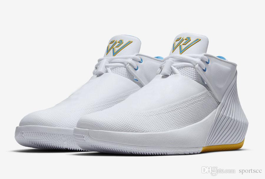 purchase cheap 346e1 75069 Russell Westbrook Why Not Zer0.1 Low Basketball Shoes Man UCLA Cement Black  White Bred Sneakers Barkley Shoes Shoes Jordans From Sportscc, $101.53|  DHgate.