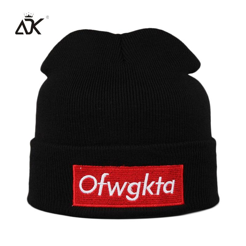 2019 ADK Women Men Hat Embroidery Words Ofwgkta Fashion Casual 2018 Hot  Autumn Winter Brand Boys Cap Female Hat  CAP126 From Lvmangguo afba5d7ae2e