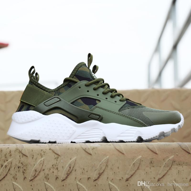 a6ebef92ef96 2018 New Air Huarache Ultra Shoes For Men Women Huraches Trainers Outdoors  Shoes Huaraches Hurache Size 36 47 Work Shoes Sneakers Shoes From  Jhsm006yxgs