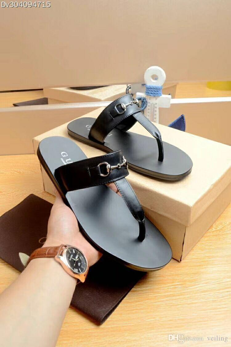 95211ff05 2018 New With Original Box Fashion Women Sandals Brand Famous Thong Flip  Flops Women Summer Shoes Beach Sandals 3 Kind Leather Rain Boots Mens Shoes  From ...