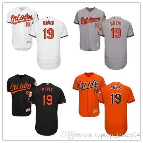 597a2913b ... best 2018 2018 can custom baltimore orioles 19 chris davis  menwomenyouth mens style baseball jersey majestic
