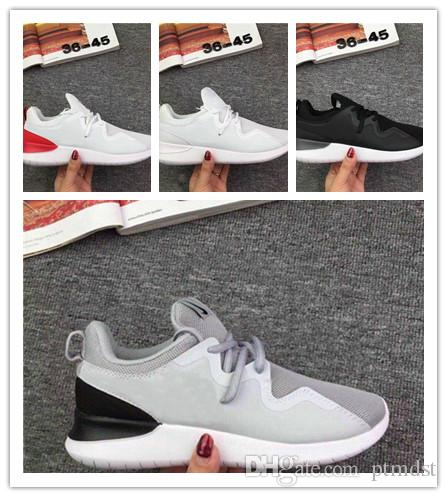 017510265cae 2018 High Brand Wmns Tessen Run Shoes Mesh Breathable Grey For Mens Womens  Lightweight Athletic Sneakers Casual Shoes Mens Sneakers Cheap Shoes From  Ptmdst