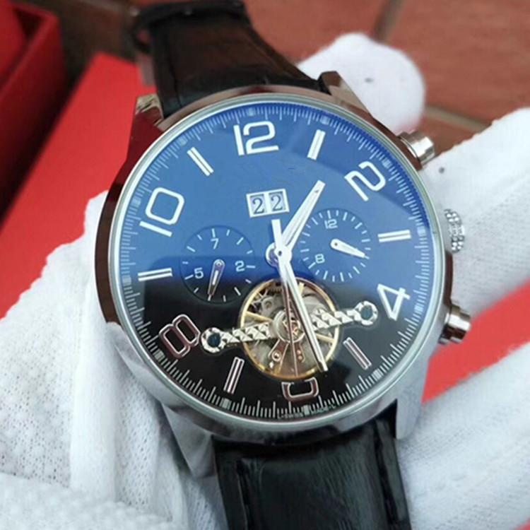 9ec83d5bde56 Top Brand Luxury CARTlER Watch Limited Edition Mens Women Automatic ...