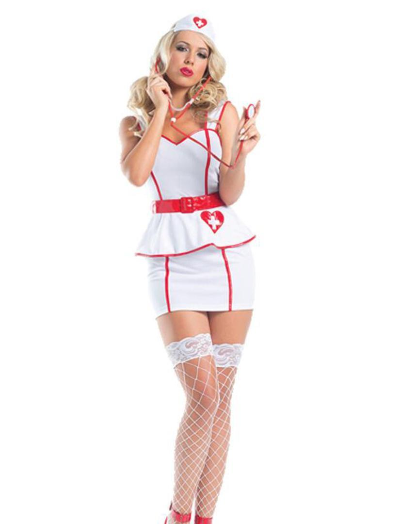 077dfd01c52 2019 Personal Care Nurse Costume Sexy Nurse Costume Fancy Adult Cosplay For  Women From Dalivid