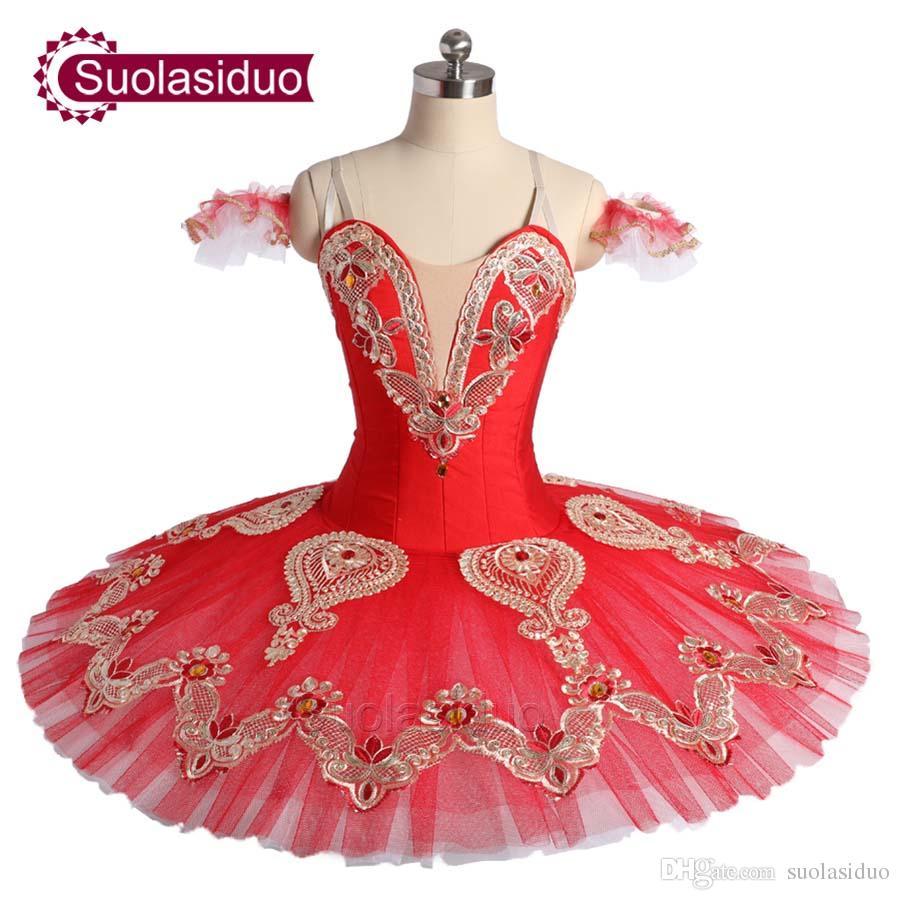 Acquista Tutu Di Balletto Classico Donna Le Schiaccianoci Perfromance Stage  Wear Concorso Di Danza Classica Adulti Costumi Gonna Balletto Femminile A  ... f1a0ffb4a2d