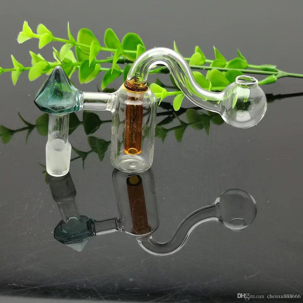 Цветной фильтр S алмаз горшок оптовой стеклянные бонги масла горелки Стеклянные трубы водопроводных труб нефтяных вышек, масло.