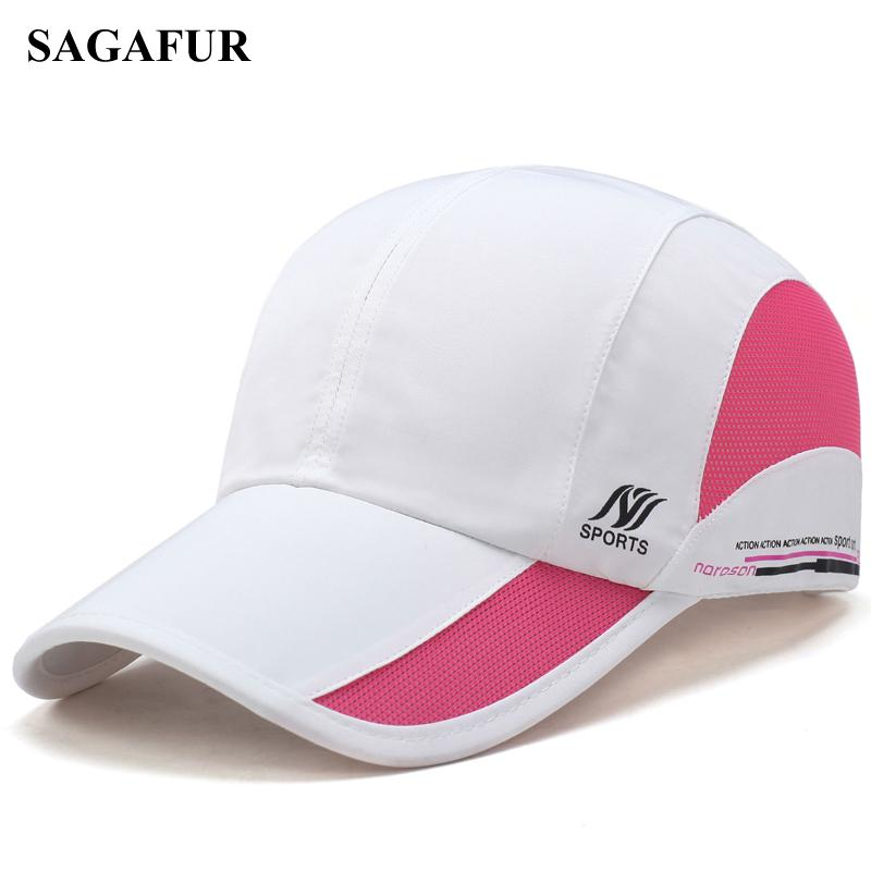 Boy s Baseball Cap For Girls Breathable Mesh Quick Dry Solid Color Snapback  Summer Outdoor Hiking Sport Hats Trucker Cap Men Flat Caps For Men Womens  ... 465ab1085a3