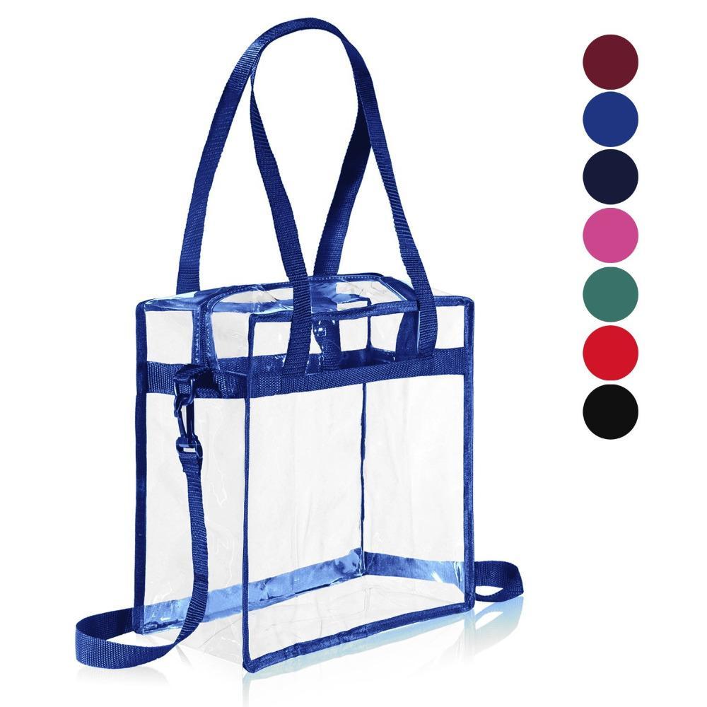 c7ae8795313c PVC Clear Crossbody Bag Messenger Shoulder Bag Tote Handbag Shoulder Hobo  Handbags Luxury Handbags From Keyhess