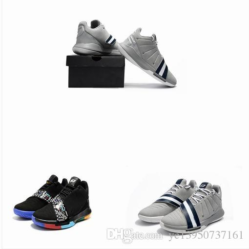 249d76a79008 New Mens Casual Shoes Chris Paul XI Men CP3 The Dallas Cowboys Grey Black  EXW Price High Quality Casual Shoes AA1272 014 Size 7 12 Running Shoes Shoes  ...