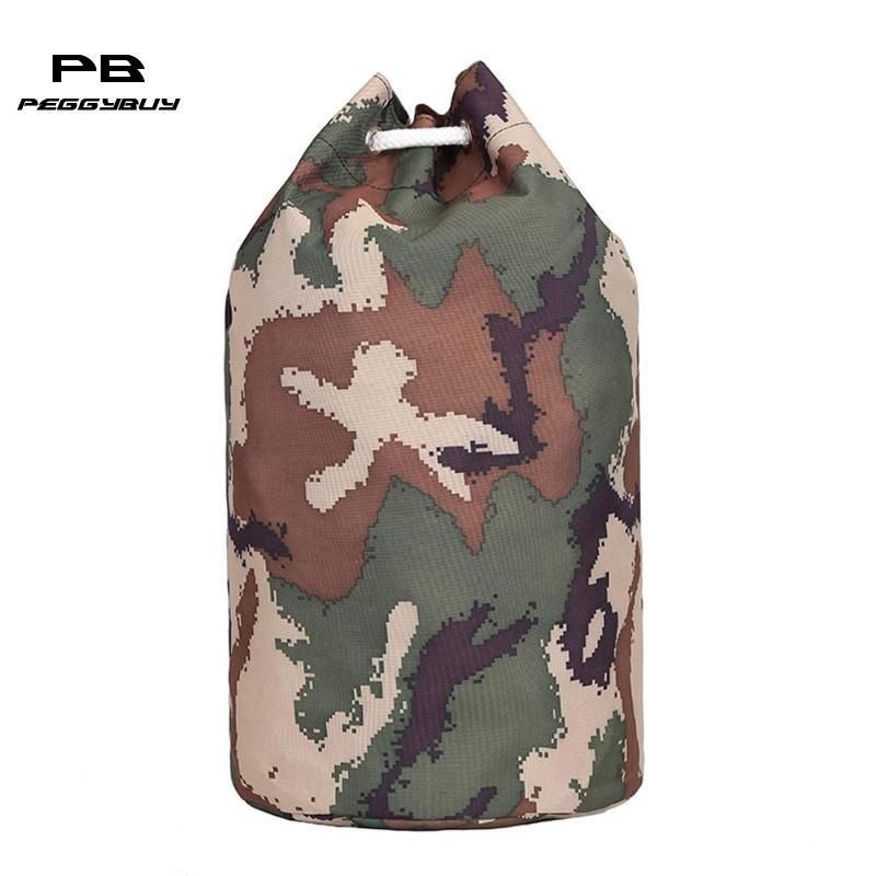 1d2a3c7741b Fashion Big Backpack Nylon Shoulder Bags Camo Backpack Women Men Travel  Daypacks Girls Boys School Bag Sports Climbing Mens Backpacks Swiss Army  Backpack ...