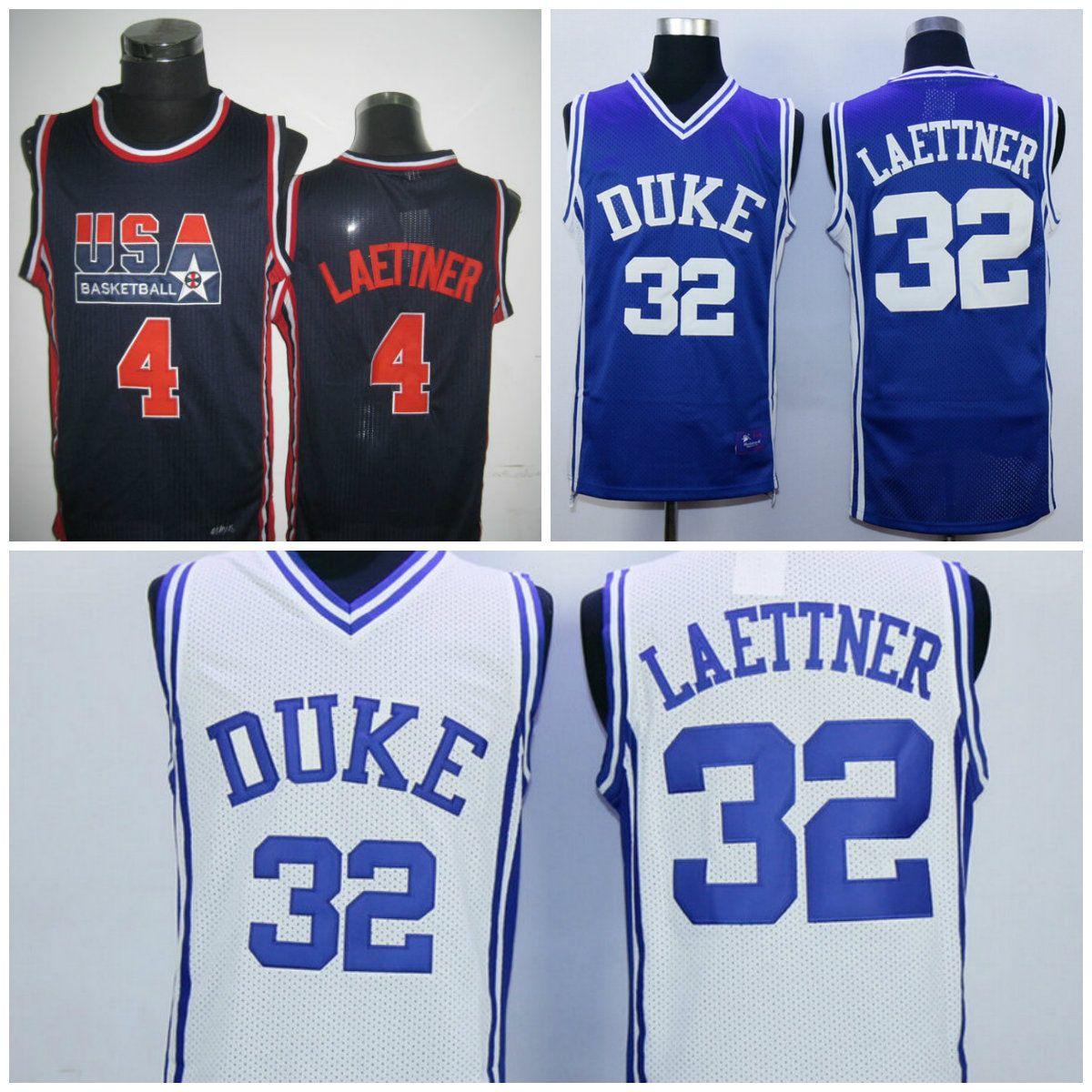 c0c051e8391 2019 2017 Duke Blue Devils Jerseys College 3 Grayson Allen 1 Kyrie Irving  Shirt 1 Jabari Parker 3 Grayson Allen 5 Tyus Jones 12 Justise Winslow From  ...