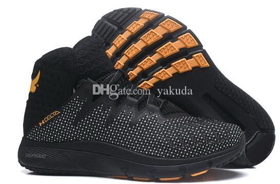 the best attitude a593c 789d0 2019 Dwayne The Rock Johnson Shoes,Project Rock Delta Basketball Shoe,2018  New Day Trainers Runner Training Sneakers Boots,Sports Running Shoes From  Yakuda, ...