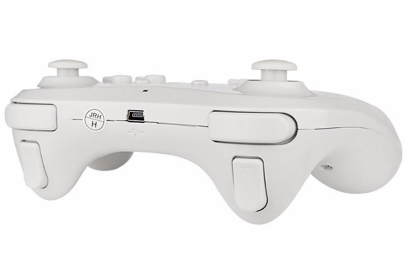For wiiu Wii for U Gamepad Pro Dual Analog Wireless Gamepad Game Controller Remote USB Bluetooth Remote Controller