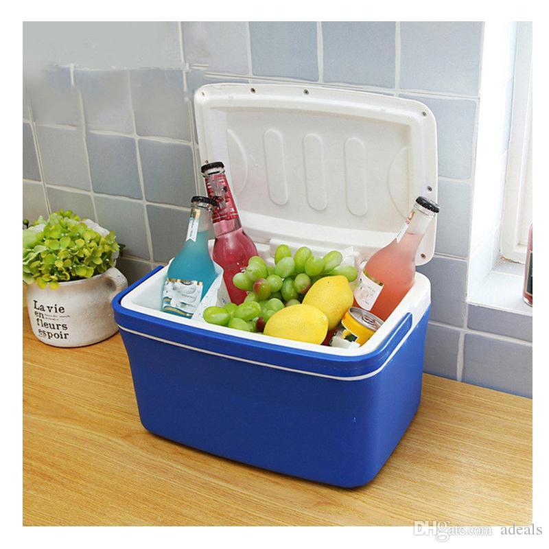 2018 8l portable car refrigerator auto interior fridge drink food cooler warmer box fruit fresh keeping cabinet freezer from adeals 37 69 dhgate com