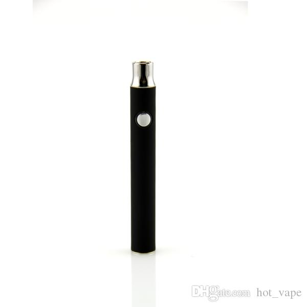 Preheat Vape Pen 350mah Variable Voltage 3.7-4.1V Preheating Battery Button 510 Battery Vaporizer Pen O Pen Free DHL