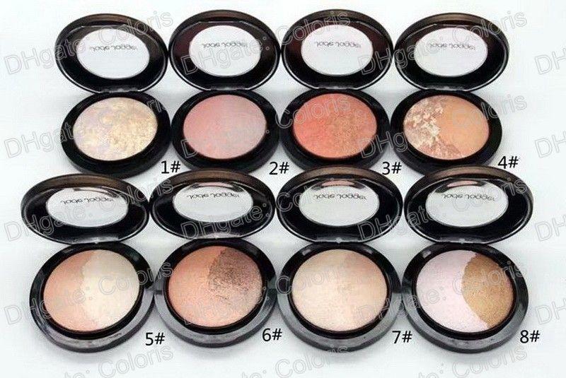 Jade Jagger Mineralize Skinfinish Powder Makeup Face Press Powder Shimmer  HighLighter Face Pressed