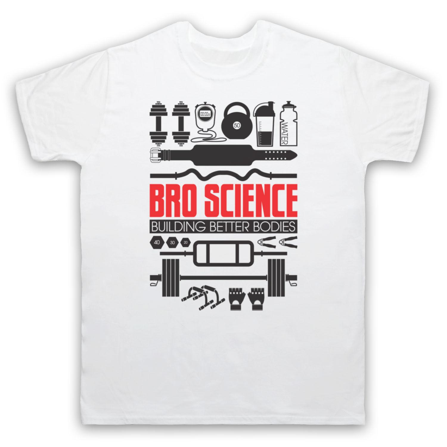 Bro Science Fitness Bodybuilding Training Broscience T Shirt Mens La s & Kids Buy A T Shirt The Coolest T Shirts From Freshrags $11 01 Dhgate
