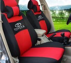 Full Set Car Seat Cover For TOYOTA Prius Corolla Yaris Reiz Vios