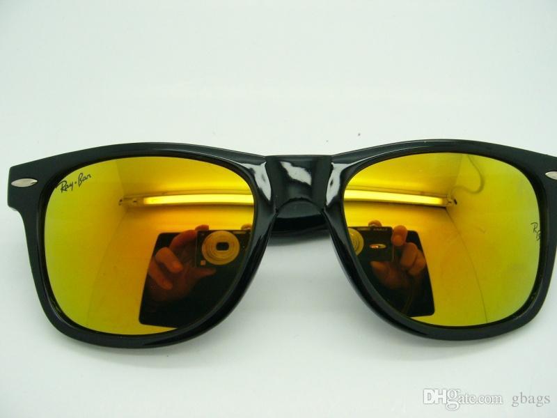 af32bad62b9e 2019 AAA+ Quality Unisex Color Men s Designer Sunglasses Mirror ...
