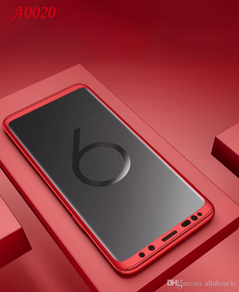 For Samsung S8 360° All Inclusive Mobile Case S9plus Cover S9 Mobile