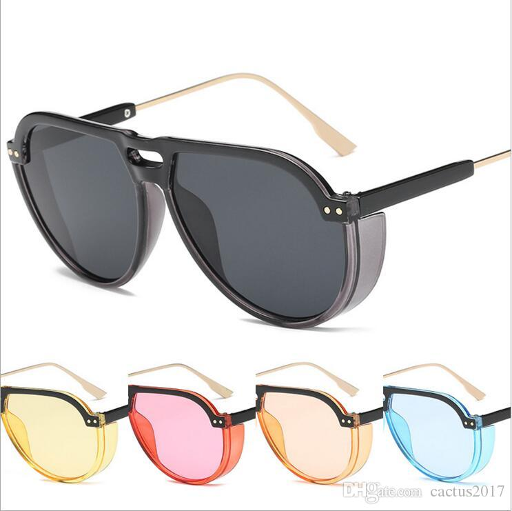 a48c7f613d5 Sexy Luxury Brand Oversized Sunglasses Women Vintage 2018 Designer Inspired Sun  Glasses Female Trendy Fashion Men Glasses UV400 Dragon Sunglasses Vintage  ...