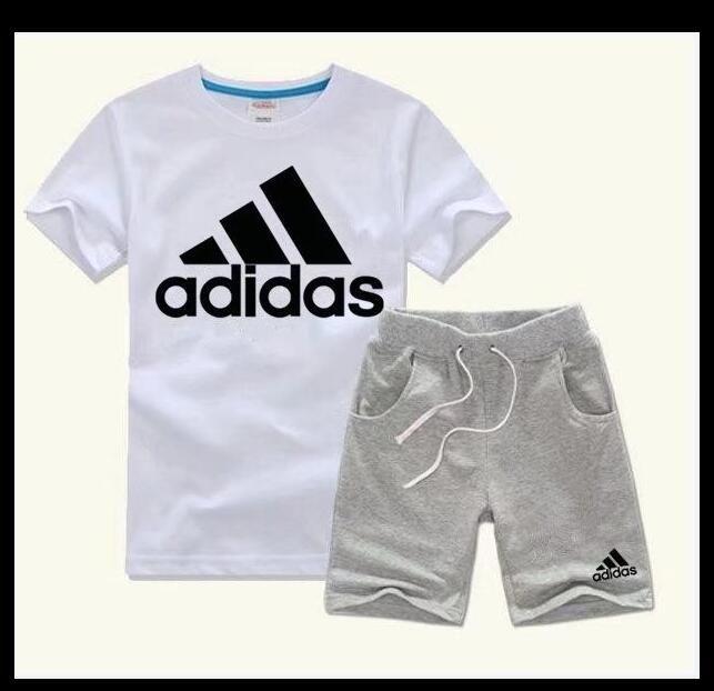 9f37cd20aca7 T999 Kids Sets Kids T-shirt And Pant Children Cotton Sets Baby Boys ...