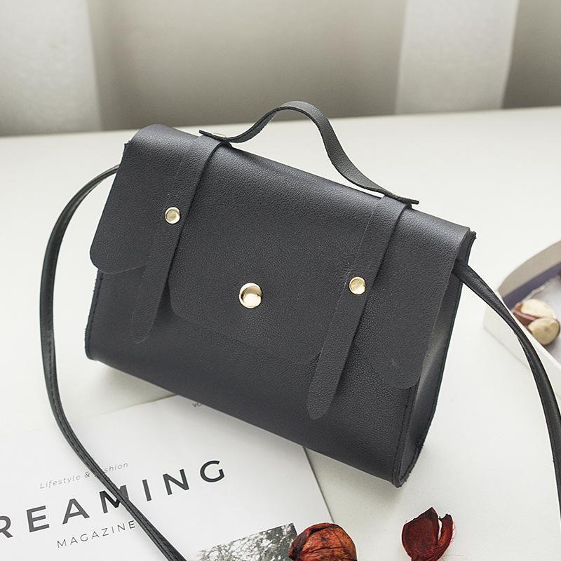 New Korean Style Mini Pouch Women Tassel Shoulder Bag PU Handbag Bucket For  Student Girl Bolsa Feminina 2018 Solid Color Designer Handbags On Sale  Purses On ... 5a26883163147