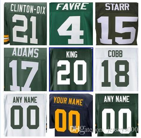 2019 2019 Green Aaron Rodgers Jersey Bay Packer Custom Ray Nitschke Jordy  Nelson Authentic Sports Youth Kids American Football Jerseys Cheap 5xl From  Dh102 6d6d72ca0