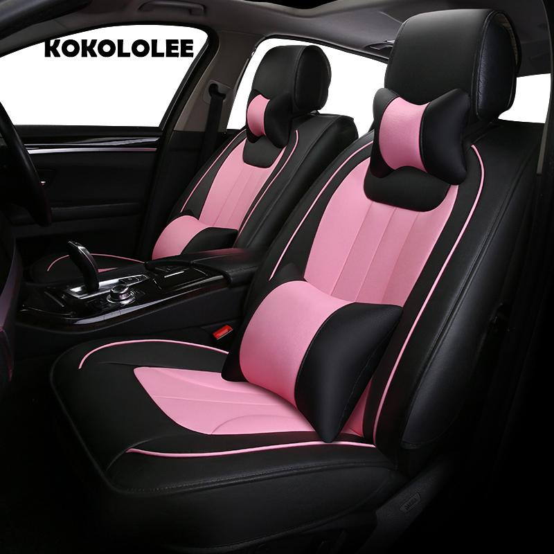 Pu Leather Car Seat Cover For Mazda All Models CX5 CX7 CX9 MX5 ATENZA 2 3 5 6 8 Accessories Auto Styling Cheap Covers