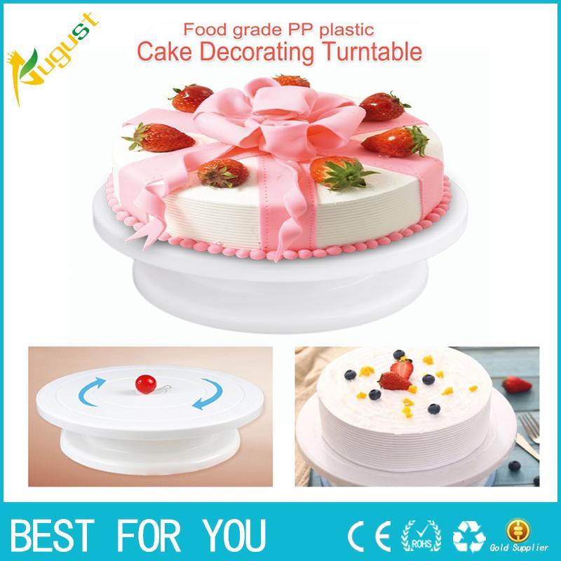 Beautiful Motorized Cake Turntable