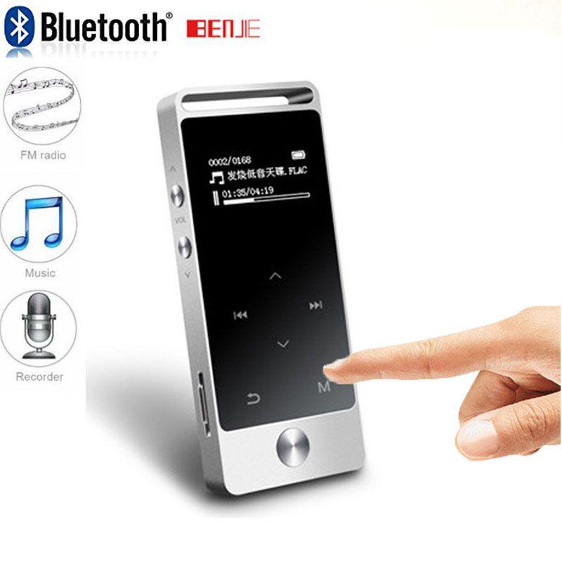 2601f725a8ba Compre Pantalla Táctil Original Bluetooth Lossless Mp3 8gb Benjie S5 Metal  Alta Calidad De Sonido Reproductor De Música Lossless De Nivel Básico  Ruizux06 A ...