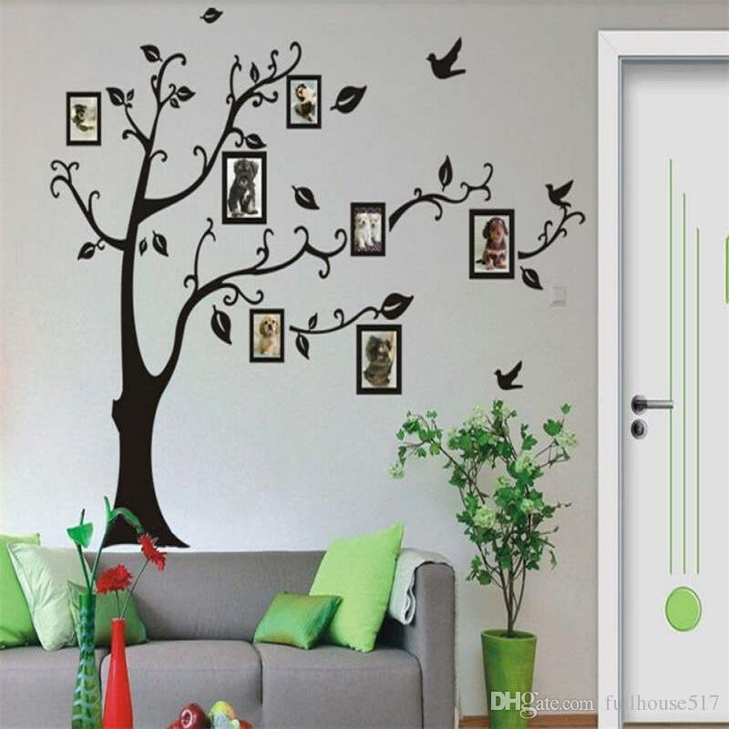 family tree wall decor wall stickers family photo frame tree branch