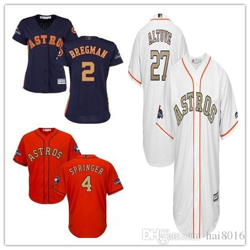 c112266a ... where to buy womens majestic astros jersey 4 george springer 27 jose  altuve 2 alex bregman