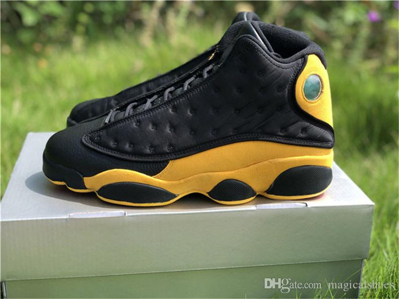 70efe82f964054 2018 Top 13 Melo Class of 2002 Carmelo Anthony Black Gold 13S ...