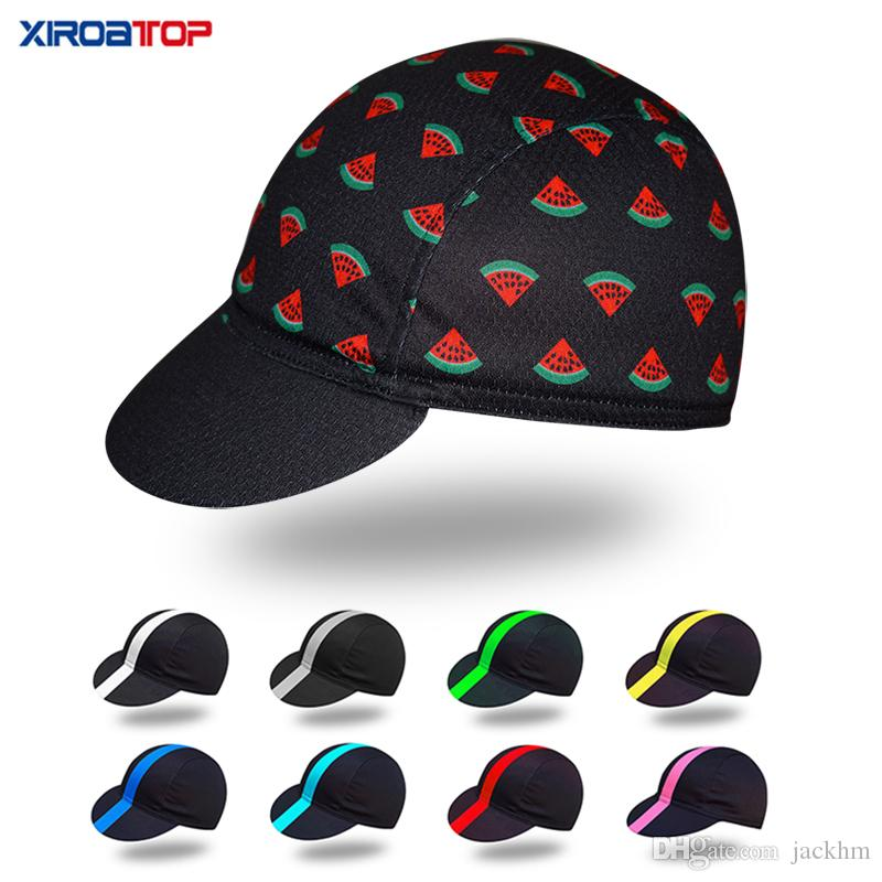 5a73ac08c XIROATOP NEW Men Women Cycling Caps Scarfs Headwear MTB ROAD Bike Riding  Team Ciclismo Head Wear MTB Bicycle Helmet Inside Cap Cycling Caps Cycling  Hat Caps ...