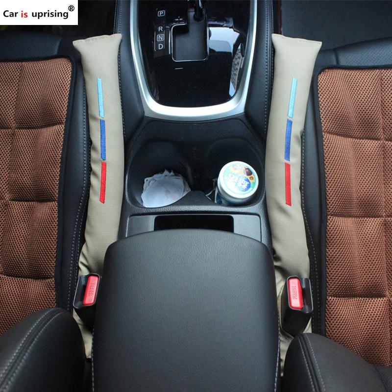 9ac91a468c2b 2019 Faux Leather Car Seat Gap Pad Fillers Spacer Filler Slot Plug For Bmw  E46 E39 E60 E90 F30 F10 F34 X1 X3 X5 X6 Accessories From Zjy547581580