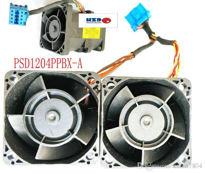 PSD1204PPBX-A AB6705HX-TB3 5V 0.4A voor Gateway M6000 M-6000 CPU-ventilator CPU-koeler
