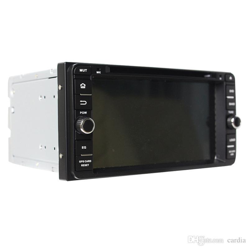 Auto DVD-Player für Toyota RAV4 Corolla 6,95 Zoll Andriod 8.0 mit GPS, Lenkradsteuerung, Bluetooth, Radio