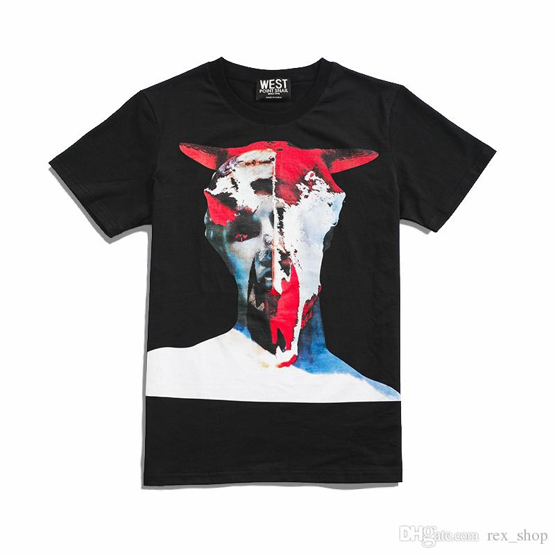 2018 Men Women Devil T Shirt County Of Milan Luxury Brand Summer Clothes  Tees Best Quality Fashion Tops Hot Sale Casual Comfort 7 T Shirt Funny Rude  T ... ab2fa96d54