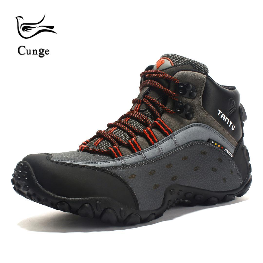 Intelligent Men Boots Male Rubber Combat Ankle Work Safety Shoes Size 40-46 Autumn Winter Snow Boots Men Sneakers Basic Boots Men's Shoes