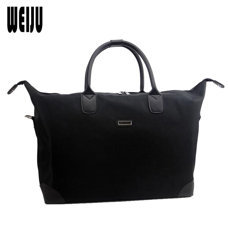 44c2a2f301a WEIJU Men Travel Bag New 2017 Fashion Casual Business Travel Luggage Duffle  Bags Large Capacity Nylon Waterproof Bags YA0545 Travel Bags For Men  Overnight ...