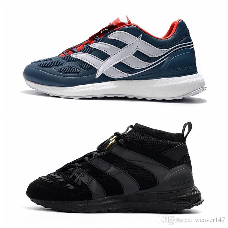 Visvim Black UltraBOOST Sneakers 8tZ9a73