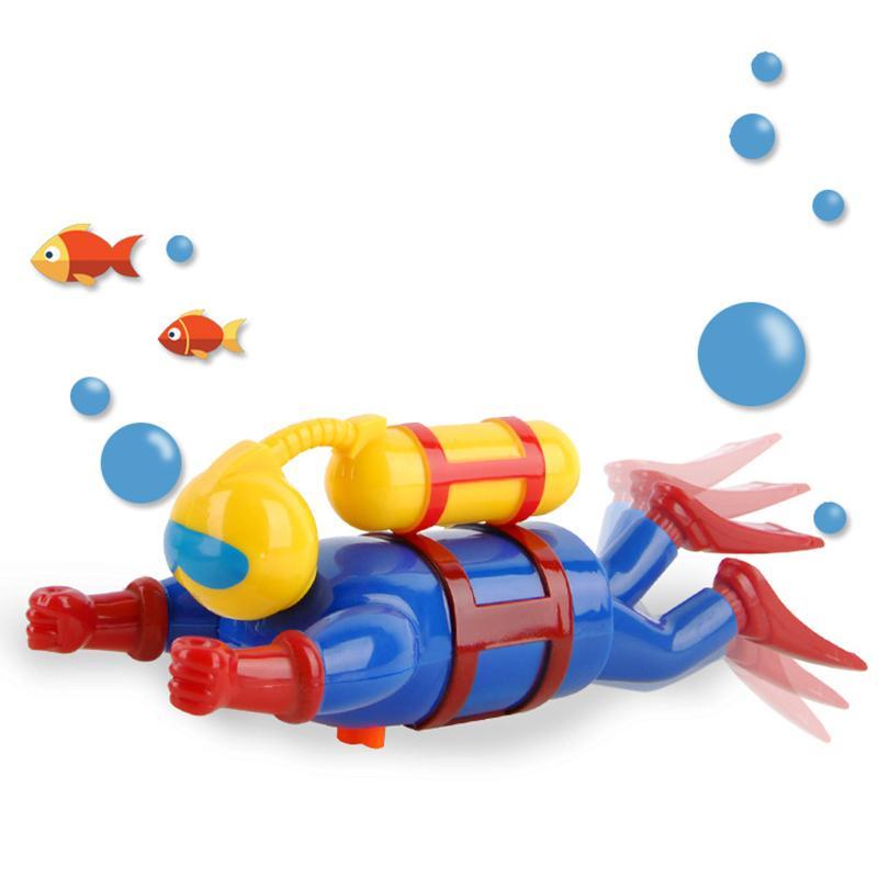 2018 Baby Bath Toys Water Plastic Power Kids Move Summer Boys Girls