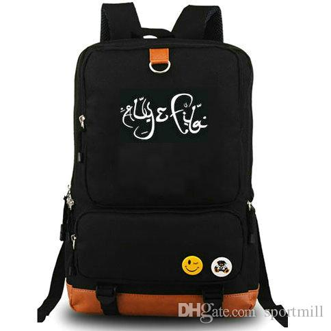 2019 Aly Fila Backpack 100 Top DJ School Bag Amr Fathalah Daypack Leisure  Schoolbag Outdoor Rucksack Sport Day Pack From Sportmill